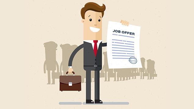 Thư chấp nhận tuyển dụng