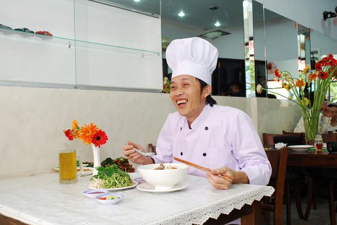 Ý tưởng kinh doanh quán ăn của Hoài Linh