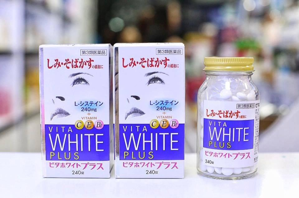 Các viên uống trắng da nào tốt nhất hiện nay?
