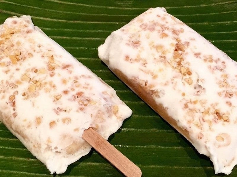 Cách làm kem chuối ngon giải nhiệt mùa hè