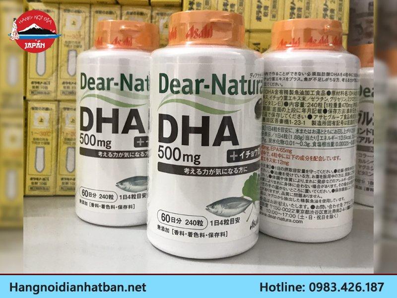 Thuoc Bo Nao Nhat Ban Dear Natura 01