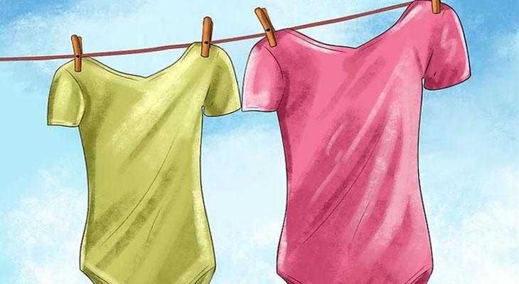 Sấy khô quần áo