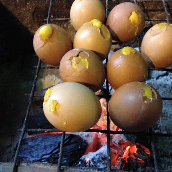 Cách làm trứng nướng thơm ngon