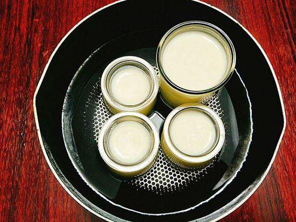 Ủ sữa chua uống bằng nồi cơm điện