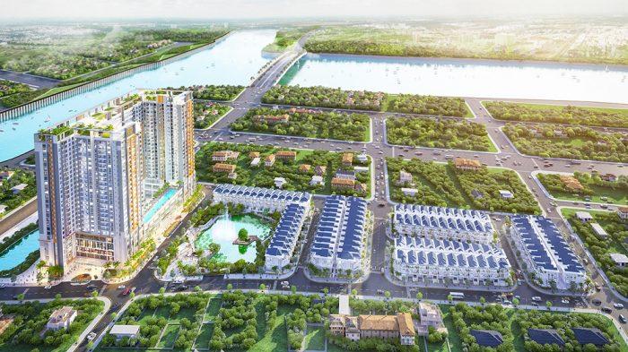 Dự án căn hộ Green Star Sky Garden quận 7 bảng giá CĐT, tiến độ 2020