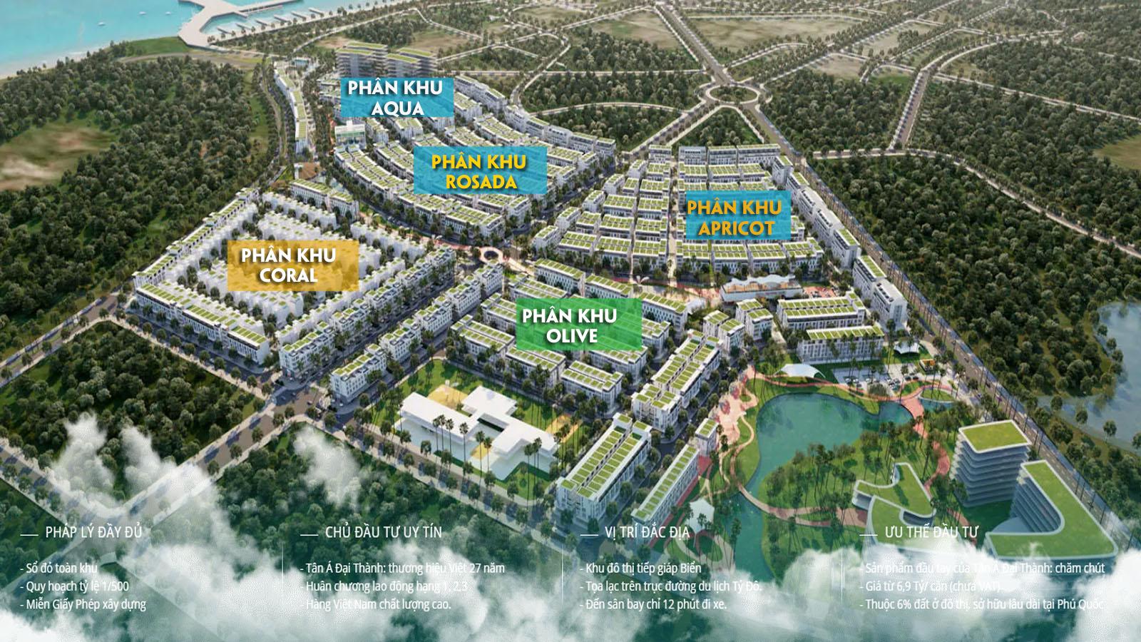 Meyhomes Capital Phú Quốc - Thành phố đảo nhiệt đới đa sắc màu