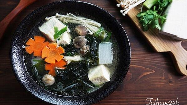 Cách nấu canh rong biển chay dinh dưỡng, đơn giản tại nhà