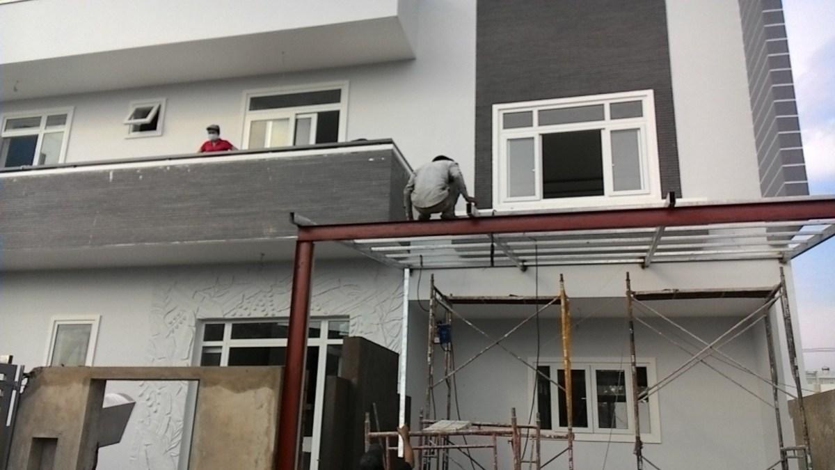 Dịch vụ sơn nhà trọn gói giá rẻ tại quận 9 TPHCM ⋆