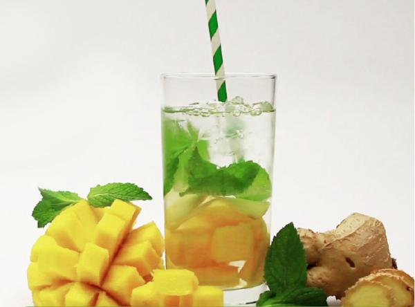 5 công thức đơn giản làm nước detox thanh lọc cơ thể G.O MART