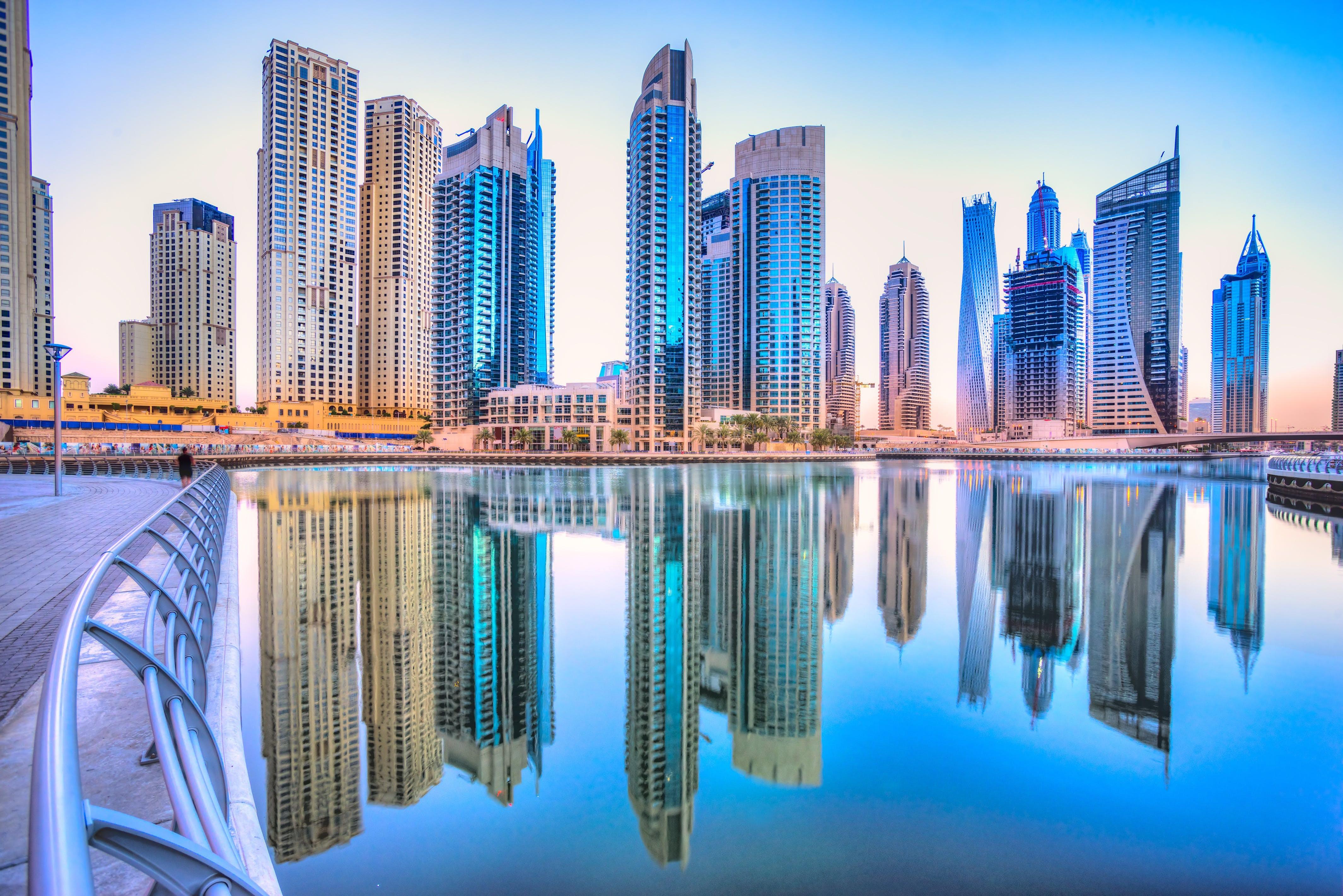 Trải nghiệm du lịch Dubaibạn cần biết