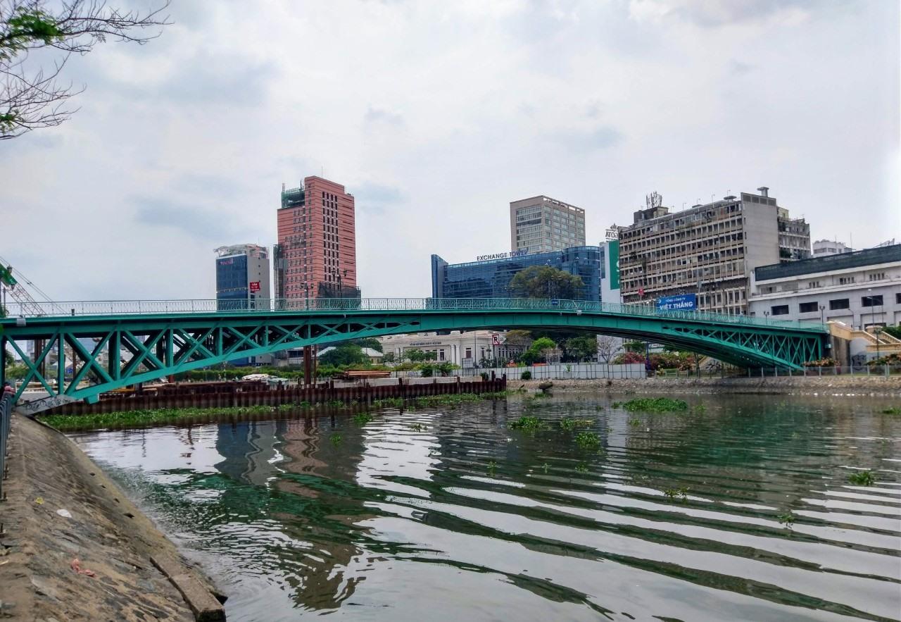 Cây cầu cổ xưa nhất giữa lòng Thành phố mang tên Bác | Tin tức mới nhất 24h - Đọc Báo Lao Động online - Laodong.vn