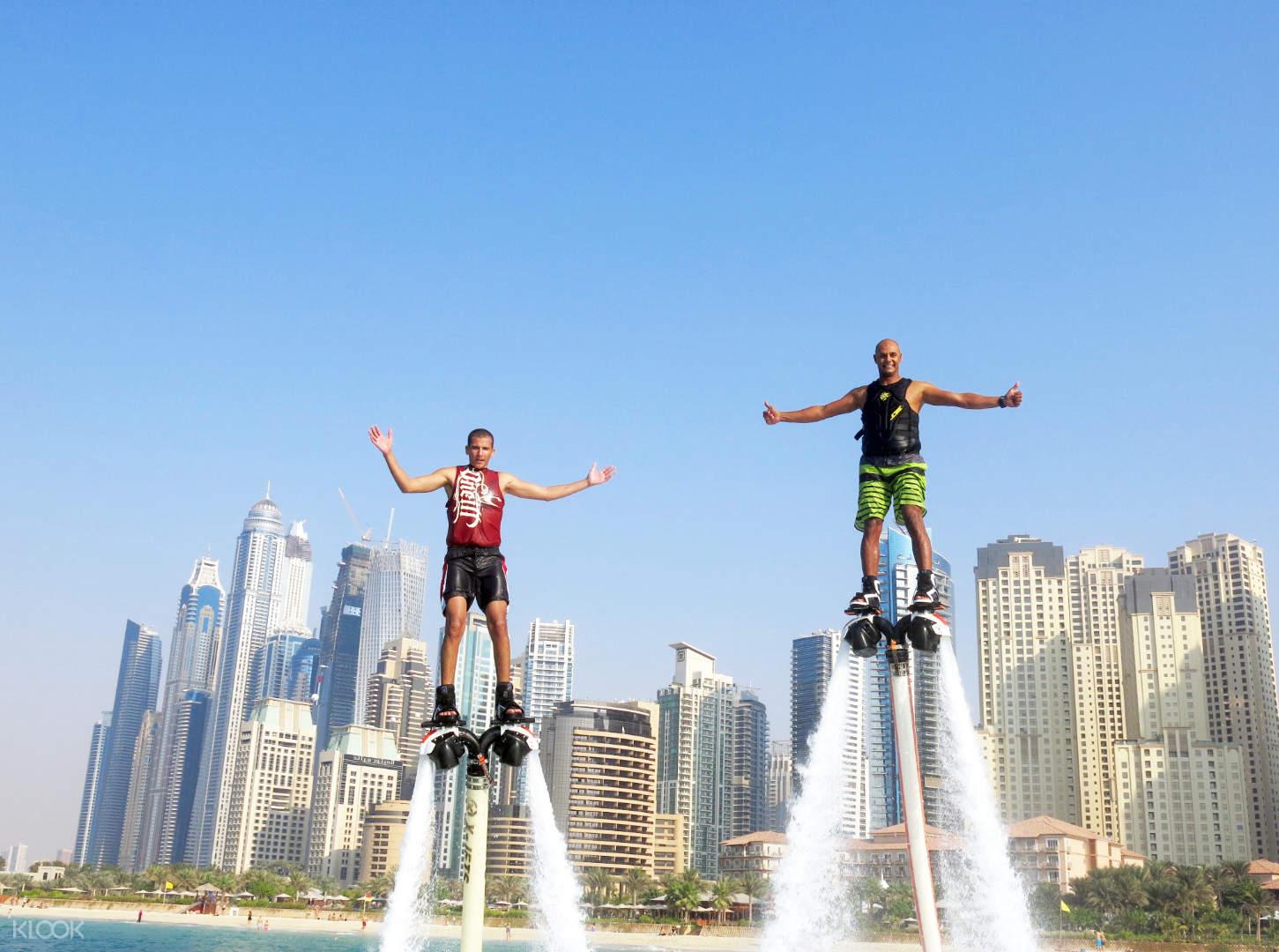 Giảm đến 20%   Hành Trình Flyboard Ở Dubai