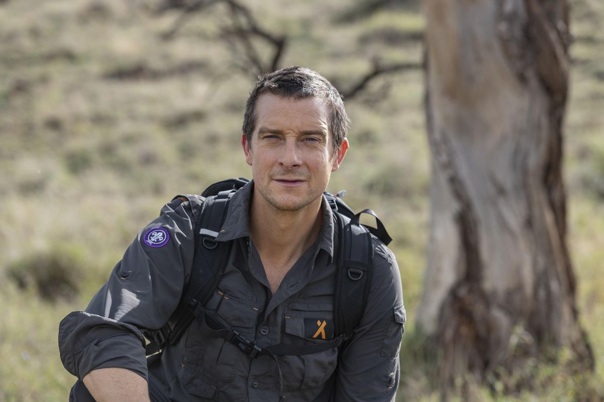 Earth Day Q&A With Bear Grylls