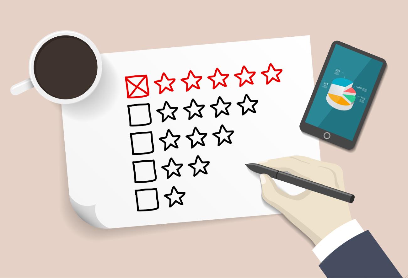 Xây dựng bảng đánh giá hiệu quả công việc của nhân viên dễ hay khó? - Giải  Pháp Tinh Hoa
