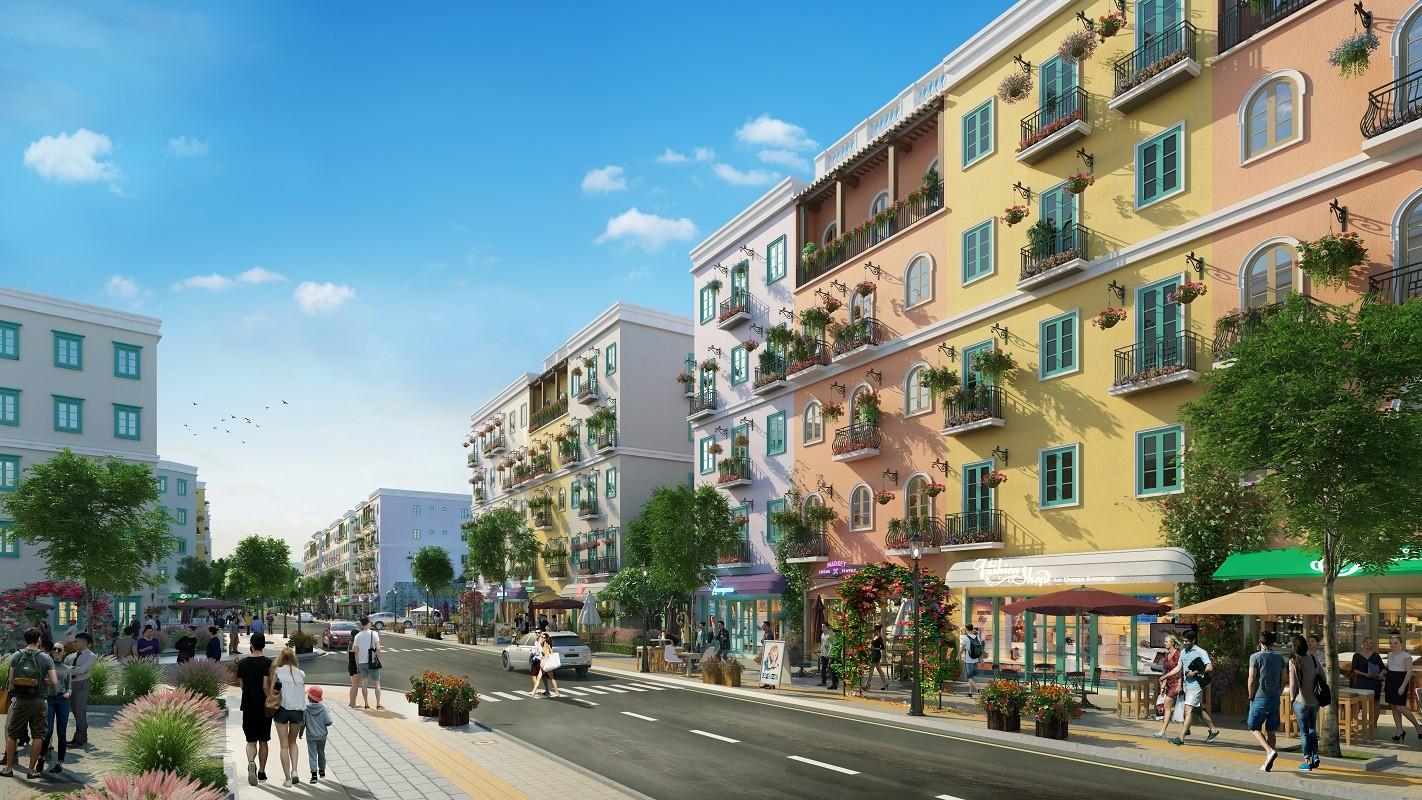 Tiềm năng tăng giá nhanh chóng của Sun Grand City New An Thới