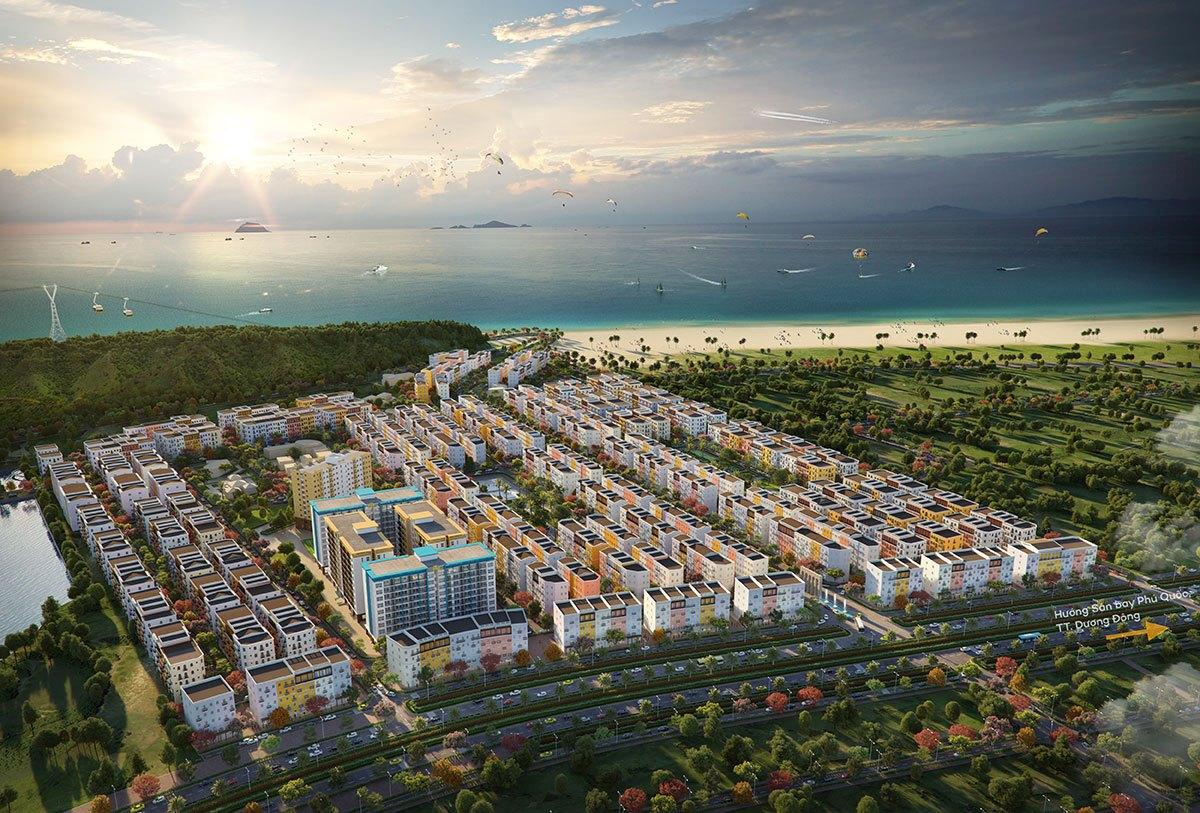 Dự án Sun Grand Phú Quốc – Dự án khu đô thị mới đầu tiên tại Phú Quốc - CÔNG TY TNHH GIẢI PHÁP WIN ERP