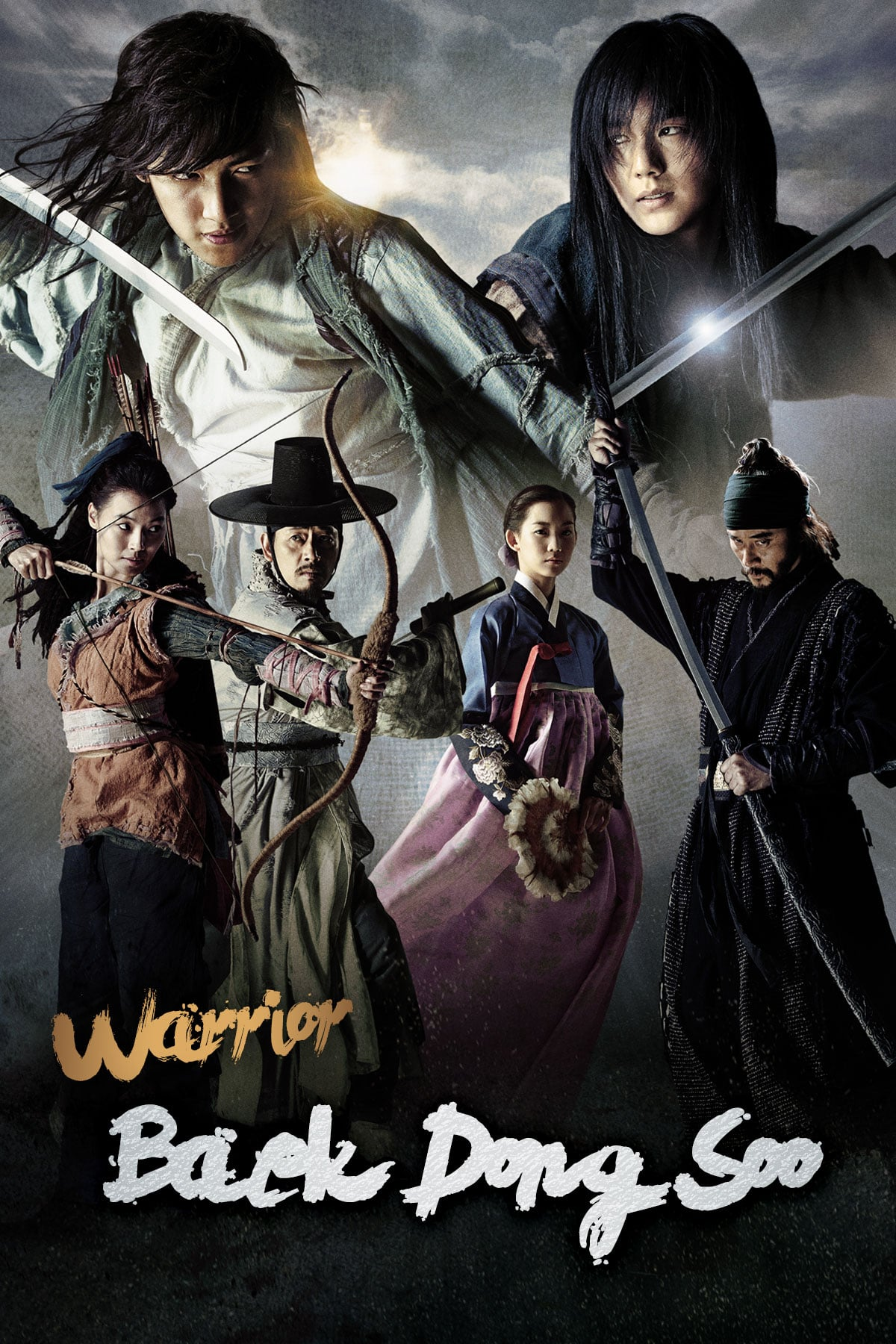 chiến binh baek dong so phim hàn quốc