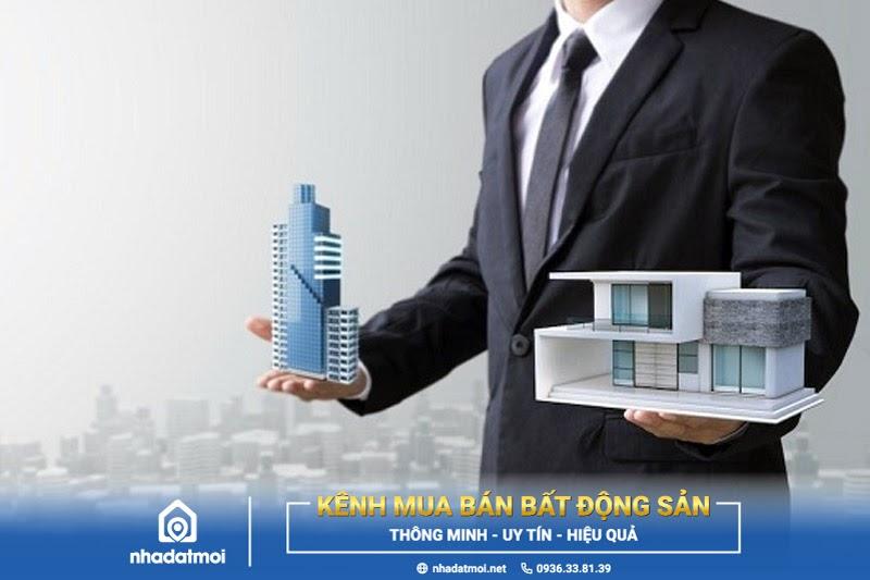 Sàn thương mại điện tử bất động sản - xu hướng phát triển nhà đất công nghệ số