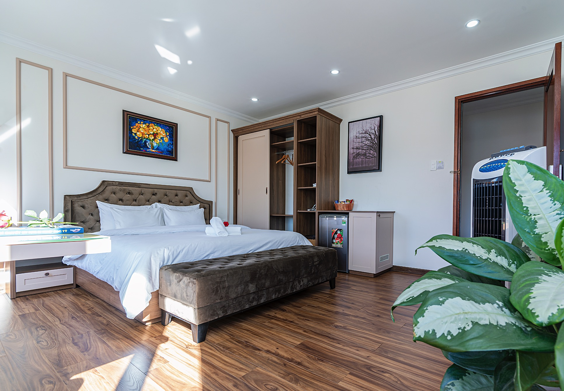 N'Queen Villa: Studio Double - Căn hộ Studio cho thuê ở 2769, Đà Lạt, Lâm Đồng, Vietnam