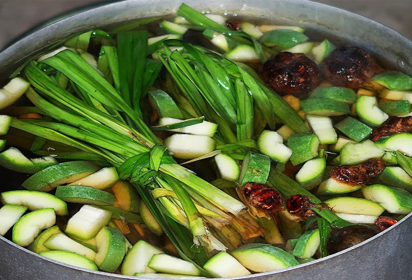 1️⃣【Hướng dẫn cách nấu sâm bí đao nguyên chất tại nhà 】® Thedrunkenpot