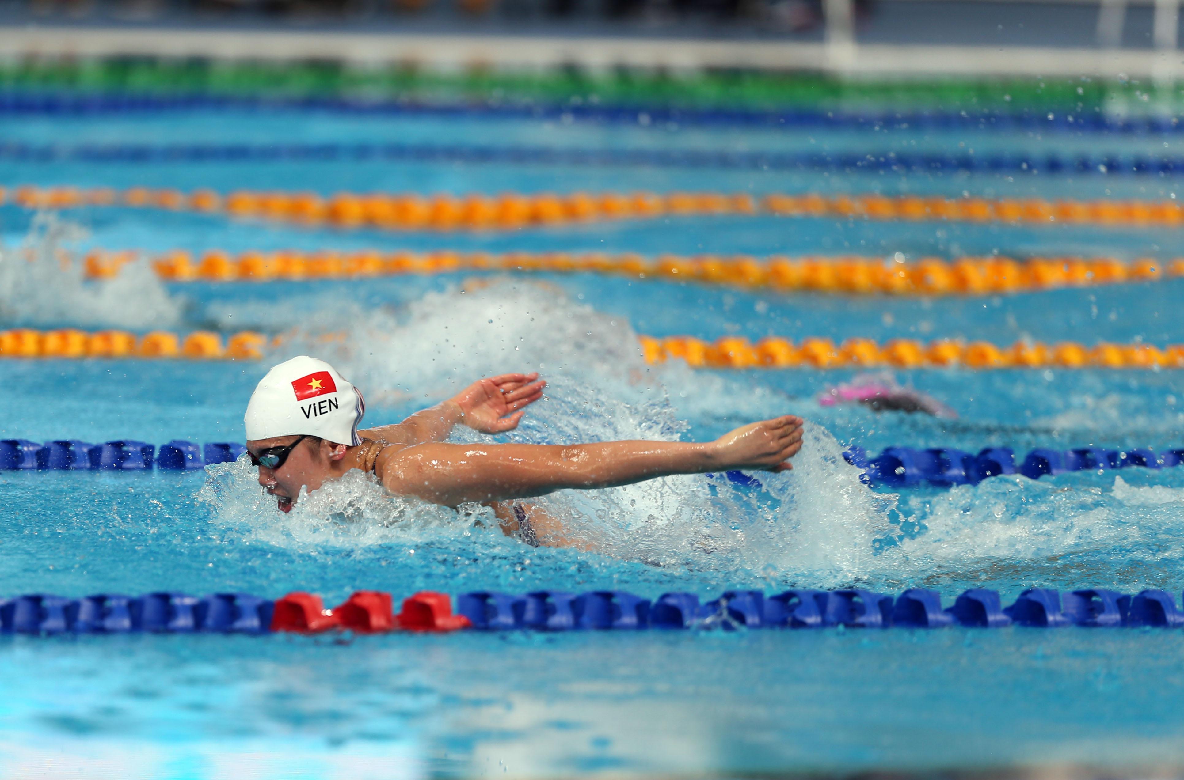 Sức mạnh của bơi lội Việt - Báo Người lao động