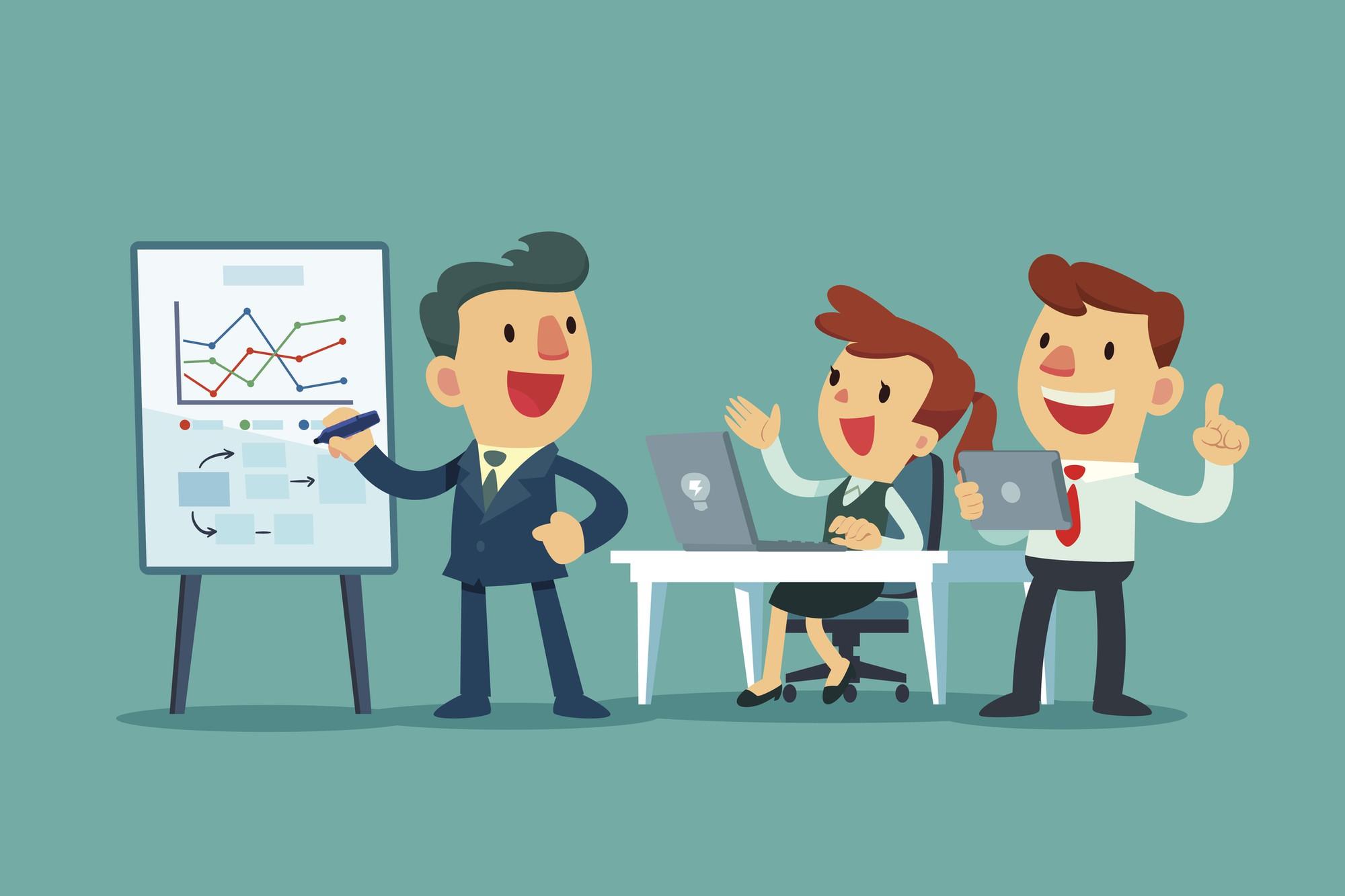 Bài học kinh doanh từ người đi trước