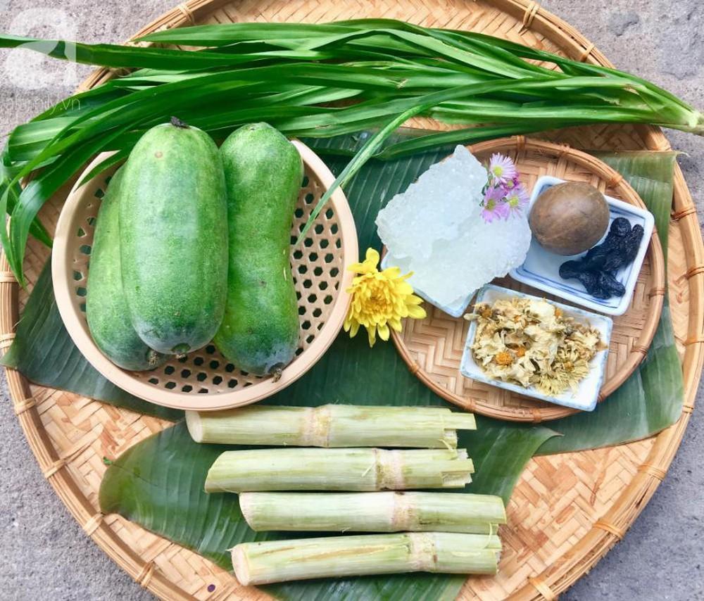 Cách nấu sâm bí đao ngon như tiệm giải nhiệt ngày hè - Vietgle.vn