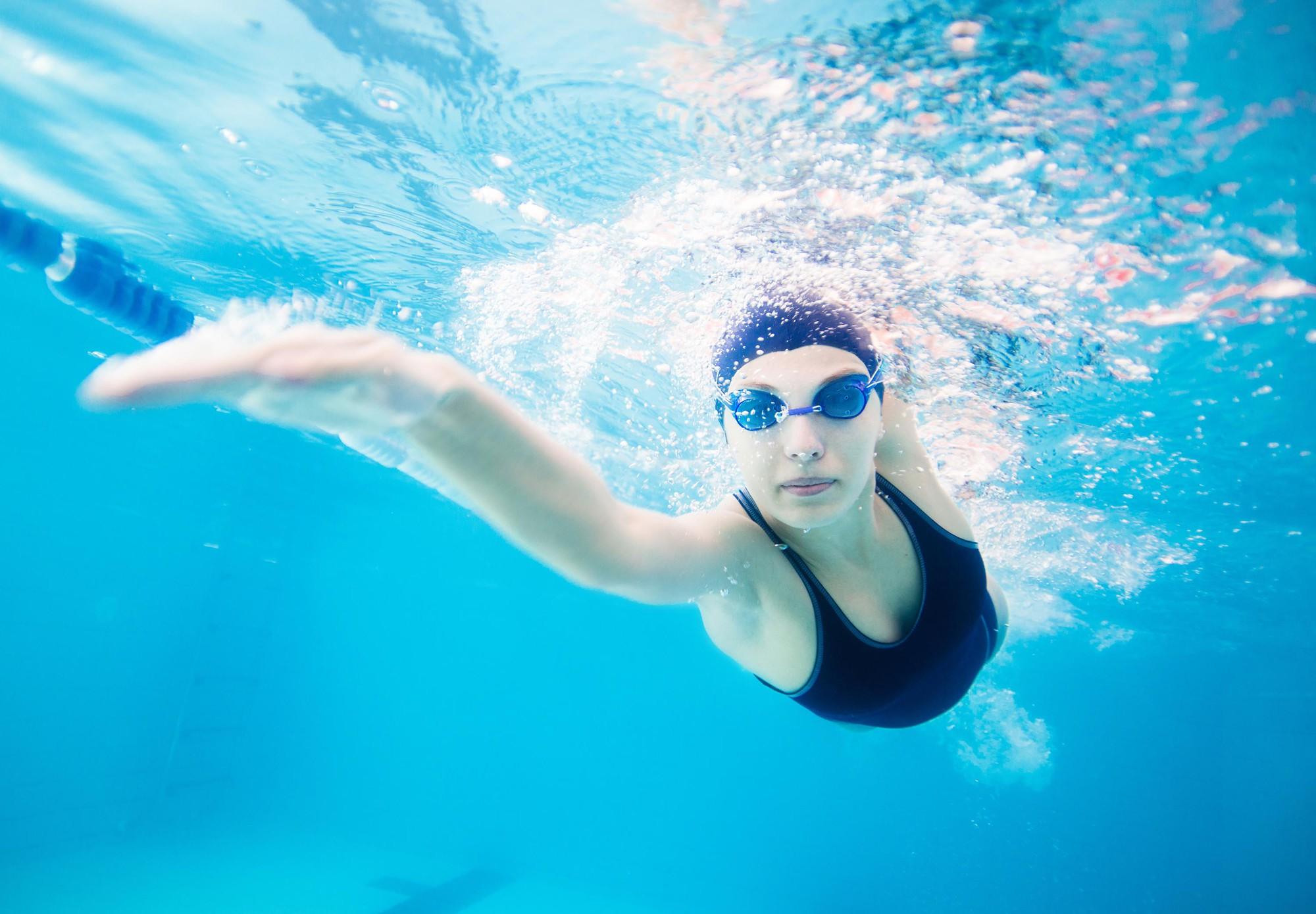 Lợi ích tuyệt vời của môn bơi lội tốt cho sức khỏe