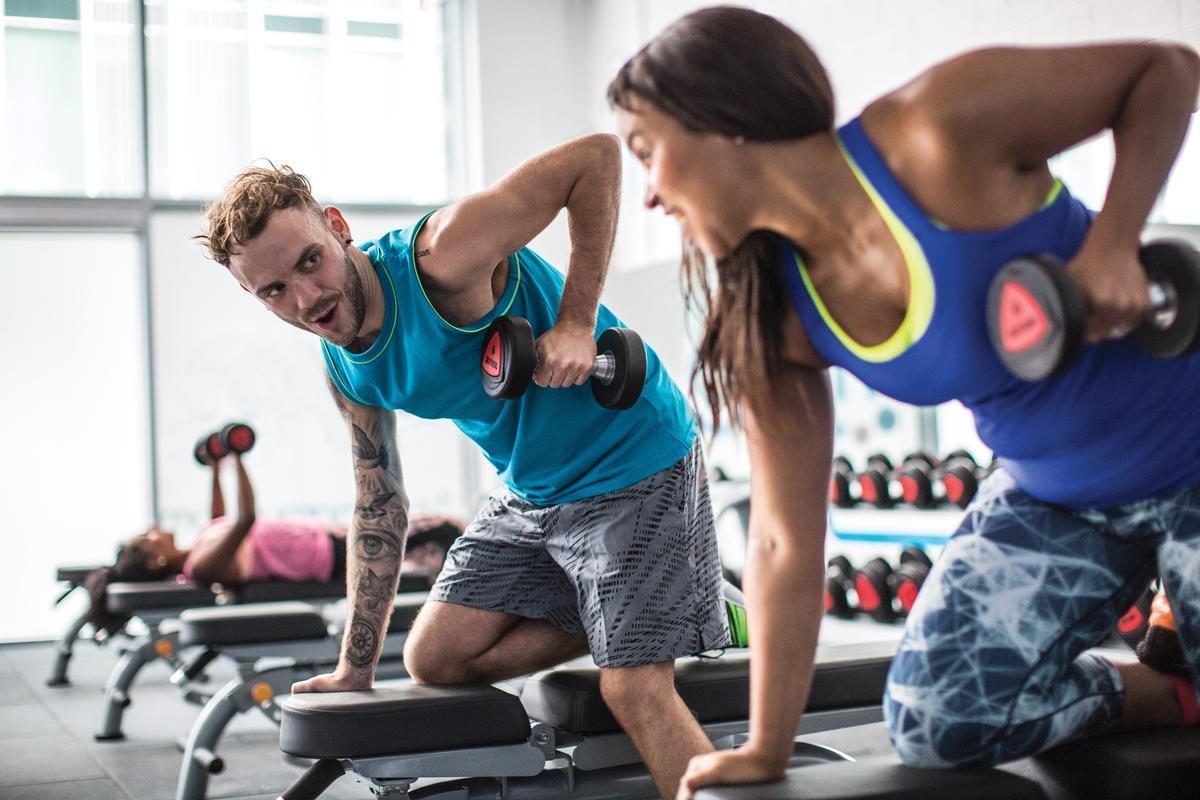 Tập Gym như thế nào cho người mới tập - Thethaokhoe.com