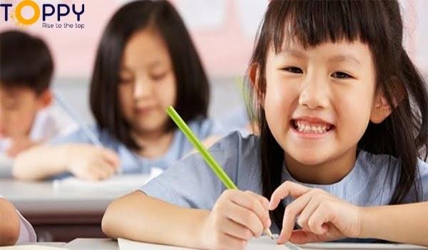 Khuyến khích con chủ động trong việc học