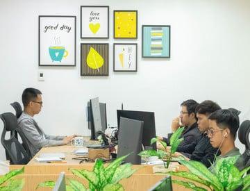 công ty IT Hàn Quốc