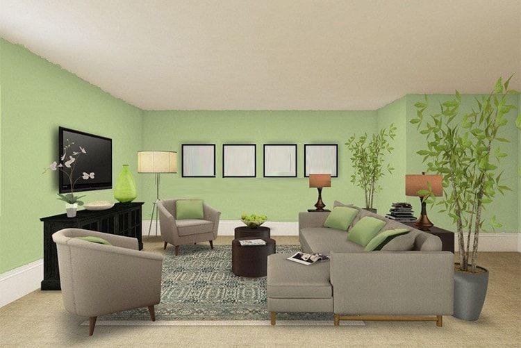 Chọn mua sơn nhà và hướng dẫn sơn tường nhà mới, nhà cũ đúng cách