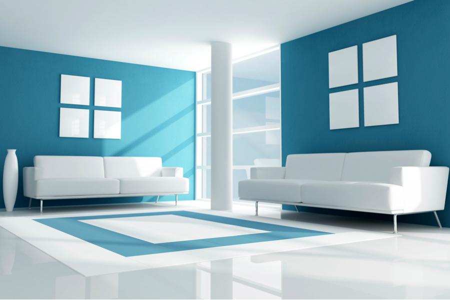 Cách chọn màu sơn nhà, phối màu sơn nhà đẹp như ý