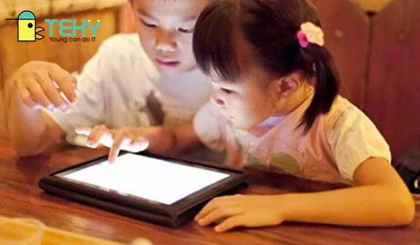 Đầu tư vào công nghệ cho bé