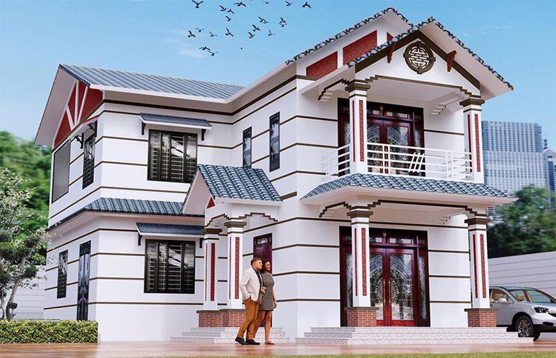 55 Màu sơn nhà bên ngoài đẹp được sử dụng nhiều nhất