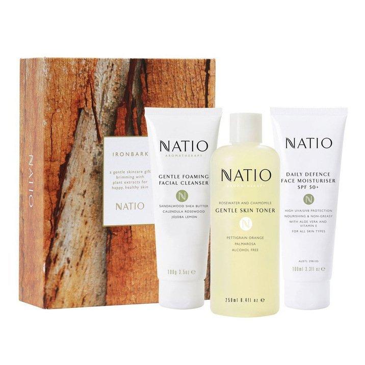 Set mỹ phẩm dưỡng da cao cấp NATIO – H2E.VN